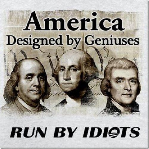 America Designed by Geniuses
