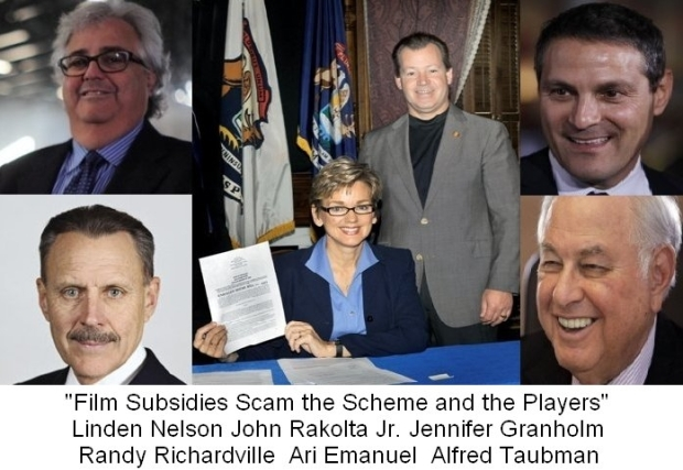Film Subsidies Scam the Scheme and the Players