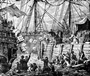 Boston TeaParty Small