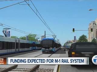 Detroit M-1 Rail Line