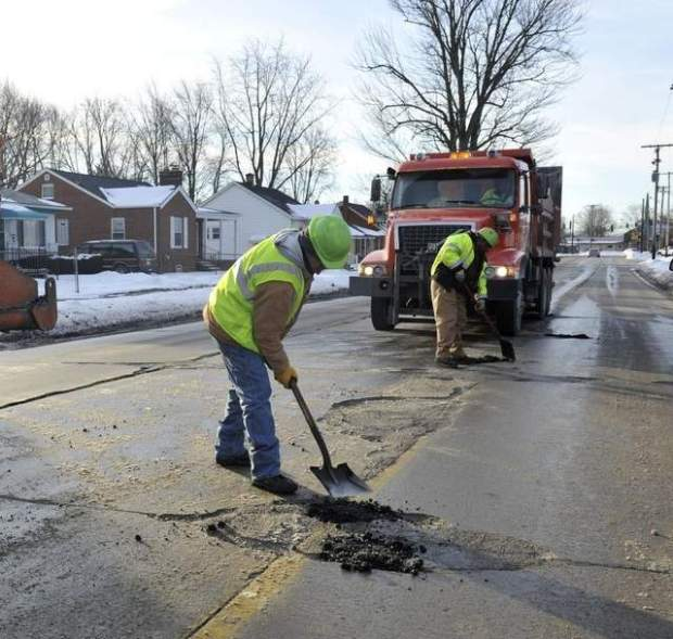 Detroit News Road Report